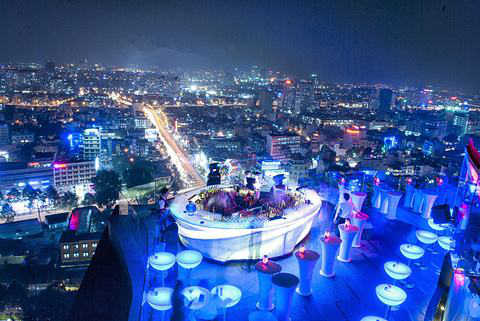 Top Three Rooftop Bars in Shenzhen, China