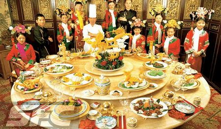 Image of Eating out in Beijing
