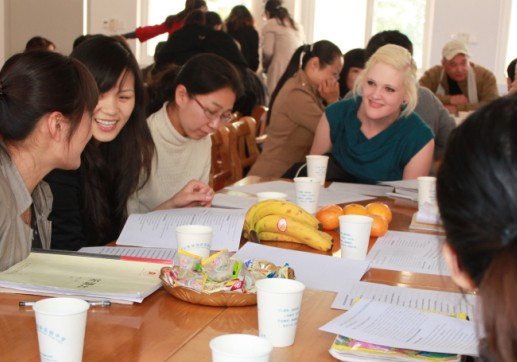 Image of Daily life- Teaching English in High Schools in Shanghai